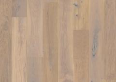 1FLOOR NEWLINE (DŘE) Dub Arctic, 1 lam.,mat.lak,kartáč.,zkos.hrany, 13,5x145x1820mm (1,58 m2)