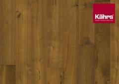 KÄHRS FOUNDERS COLL (DŘE) Dub Fredrik, přír.olej, hnědý, zkos.hrany 2420x187x15mm (2,72m2)